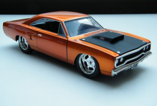 Plymouth Road Runner - Fast and Furious - Rays Autos 1 (2)