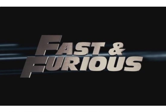 Fast and Furious filmauto's