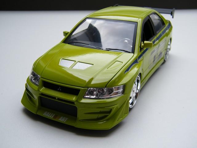 modelauto-mitsubishi-lancer-evo-IIV-schaalmodel-fast-furious-moviecar-diecast-1 (1)